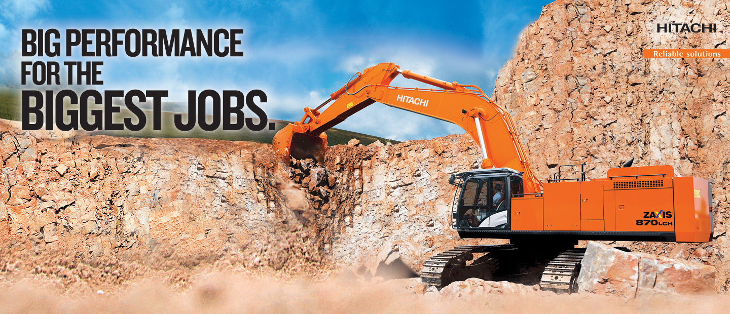 Hitachi Construction Machinery-Hitachi Construction Machinery-MENA