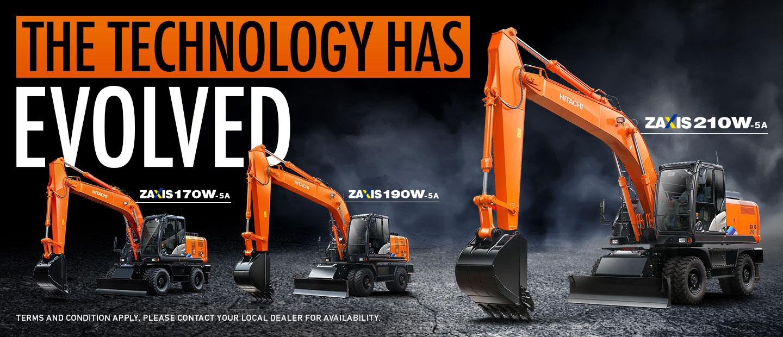 Hitachi Construction Machinery-Hitachi Construction Machinery-MENA