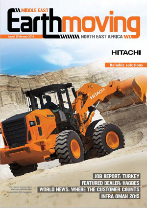 Earth Moving Magazine Issue 1 February 2016