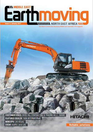 Earth Moving Magazine Issue 3 January 2017