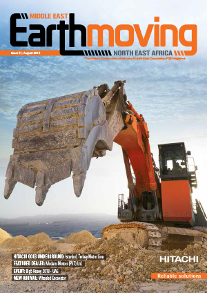 Earth Moving Magazine Issue 5 August 2018