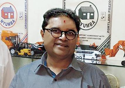 Mr. Hasmukh Patel