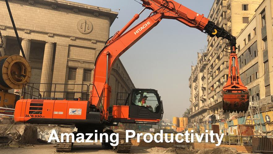 Amazing Productivity
