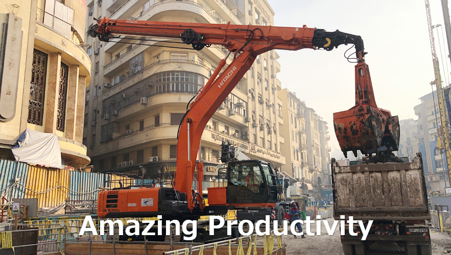 Amazing Productivity